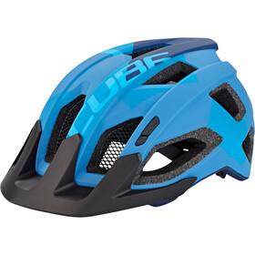 Cube Pathos Kask rowerowy, niebieski